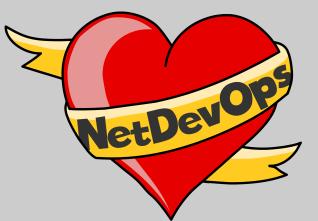 NetDevOps love